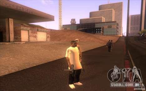 Nova pele para GTA San Andreas