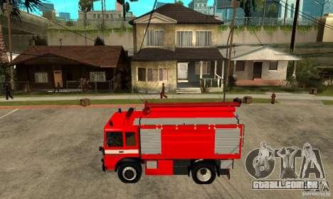 Roman 8135 FA para GTA San Andreas