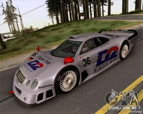 HQ Realistic World v2.0 para GTA San Andreas quinto tela
