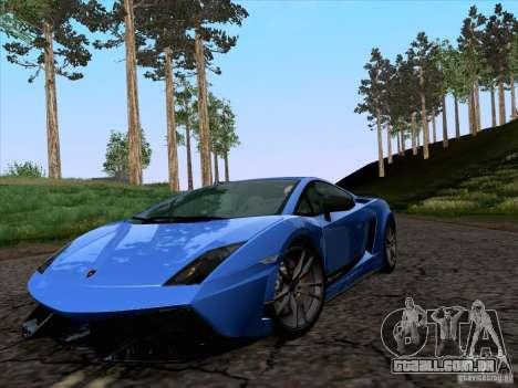 Realistic Graphics HD 4.0 para GTA San Andreas terceira tela