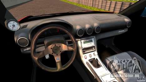 Nissan Silvia S15 Evil Empire para GTA 4 vista de volta