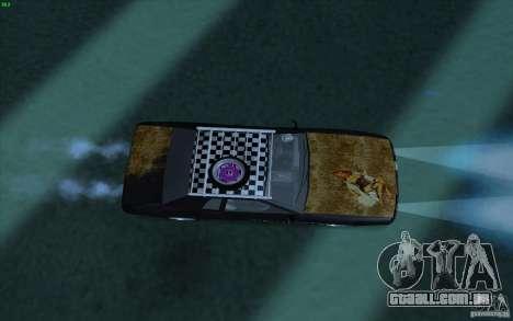 Elegy Rat by Kalpak v1 para GTA San Andreas vista traseira