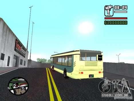 XTunnerHUN Team Man para GTA San Andreas esquerda vista