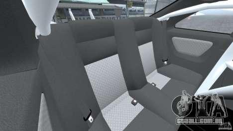 Nissan Skyline GT-R (R33) v1.0 para GTA 4 vista lateral