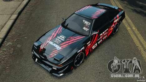 Toyota Supra 3.0 Turbo MK3 1992 v1.0 para GTA 4