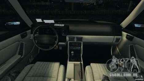 Ford Mustang GT 1993 v1.1 para GTA 4 vista de volta