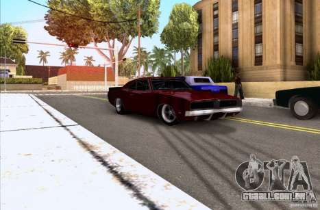 ENBSeries by HunterBoobs v2.0 para GTA San Andreas por diante tela
