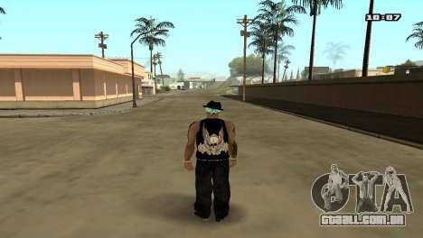 Skin Pack The Rifa para GTA San Andreas