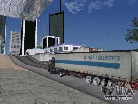 5551 MAZ Kolkhoz para GTA San Andreas vista superior