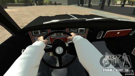 Plymouth Volare Coupe 1977 para GTA 4 vista lateral