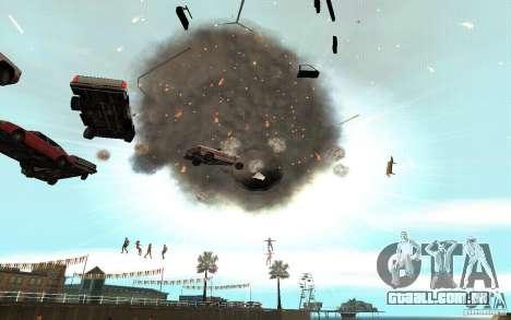 Buraco negro para GTA San Andreas segunda tela