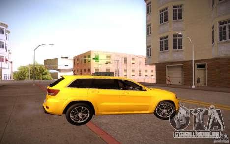 ENBSeries para v 2.0 de PC mais fraco para GTA San Andreas sétima tela