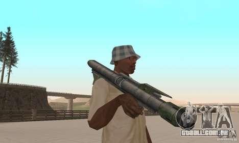 Pacote de armas de Star Wars para GTA San Andreas sétima tela