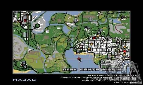 Drift City para GTA San Andreas sétima tela