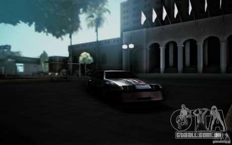 San Andreas Graphics Enhancement para GTA San Andreas quinto tela