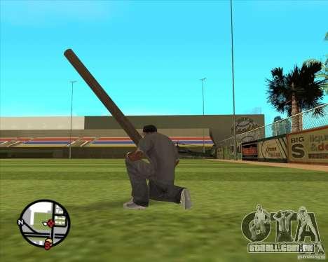 Madeira russa para GTA San Andreas terceira tela