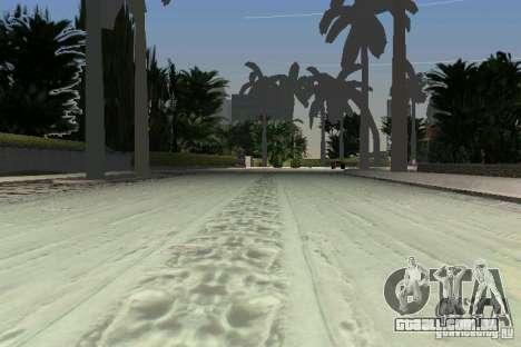 Snow Mod v2.0 para GTA Vice City sexta tela
