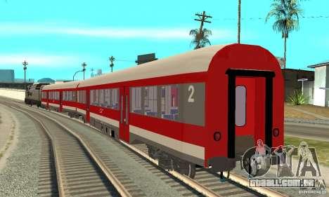 Carro 21-31 CFR para GTA San Andreas