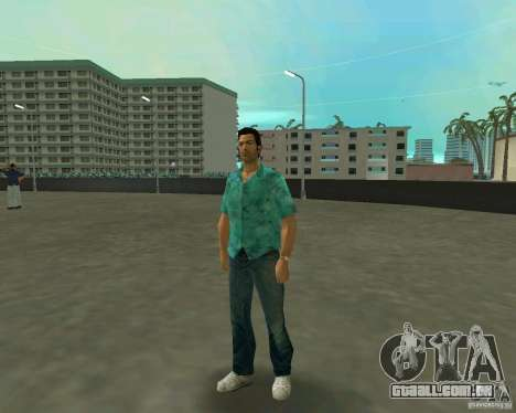 Tommy em HD + novo modelo para GTA Vice City