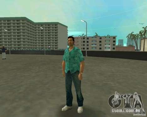 Tommy em HD + novo modelo para GTA Vice City