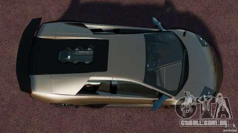 Lamborghini Murcielago LP670-4 SV [EPM] para GTA 4 vista direita