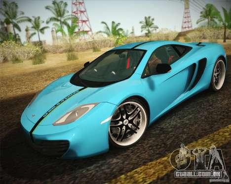 ENBSeries by ibilnaz v 2.0 para GTA San Andreas segunda tela