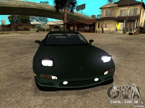 Mazda RX-7 1991-1999 para GTA San Andreas vista direita