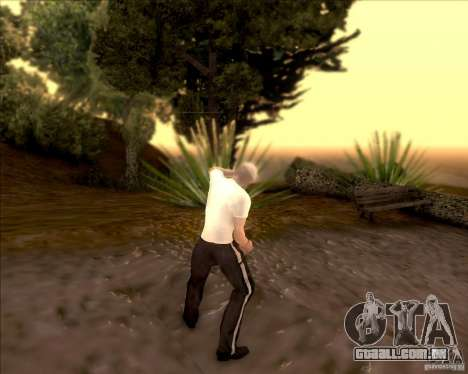SkinPack for GTA SA para GTA San Andreas twelth tela
