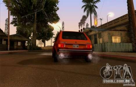 ENBSeries by HunterBoobs v2.0 para GTA San Andreas quinto tela