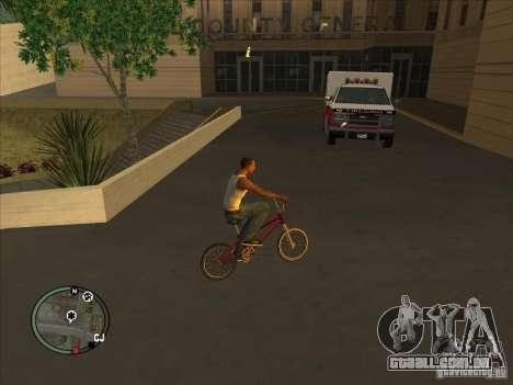Addon para ícones para GTA San Andreas segunda tela