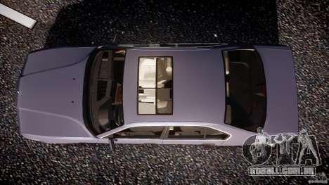BMW 5 Series E34 540i 1994 v3.0 para GTA 4 vista direita