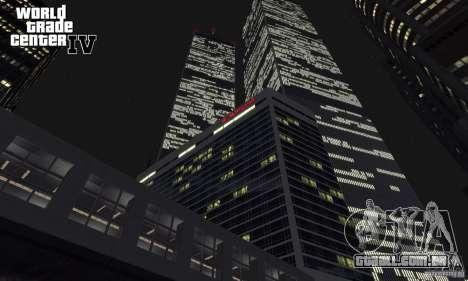 World Trade Center para GTA 4 nono tela