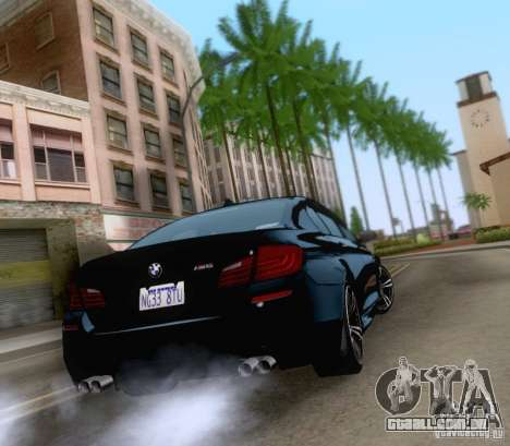 Realistic Graphics HD 5.0 Final para GTA San Andreas segunda tela