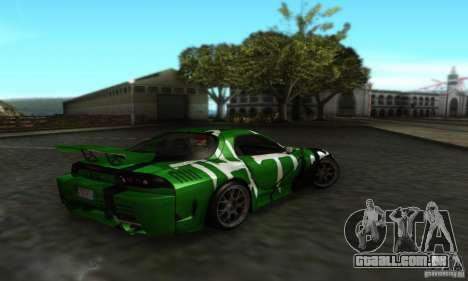 iPrend ENBSeries v1.3 Final para GTA San Andreas terceira tela
