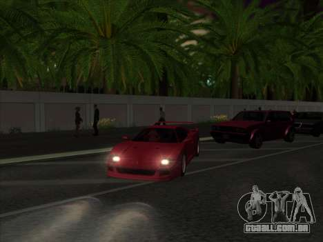 Nice ENBseries by laphund para GTA San Andreas