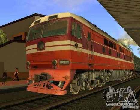 FERROVIÁRIA mod para GTA San Andreas sétima tela