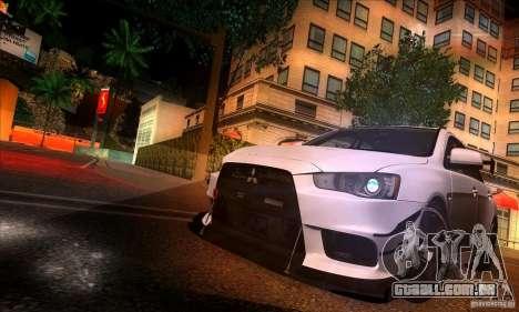 SA_gline 4.0 para GTA San Andreas oitavo tela