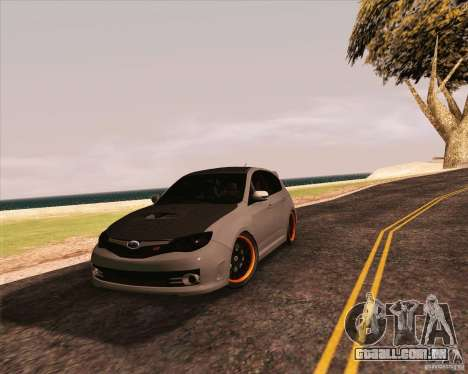 NFS The Run ENBSeries by Sankalol para GTA San Andreas oitavo tela