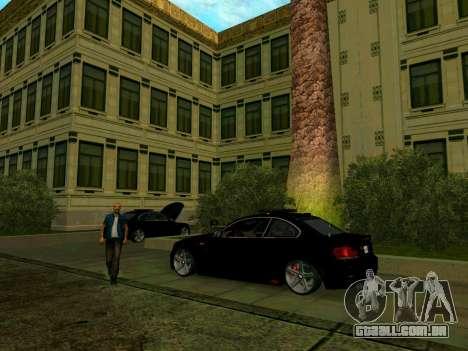 Renovação da LSPD para GTA San Andreas quinto tela