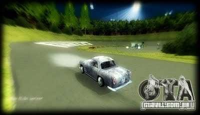 Anel de Roskilde para GTA San Andreas por diante tela