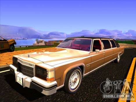 ENBSeries v2.0 para GTA San Andreas sexta tela