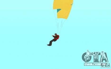 Unique animation of GTA IV V3.0 para GTA San Andreas décima primeira imagem de tela