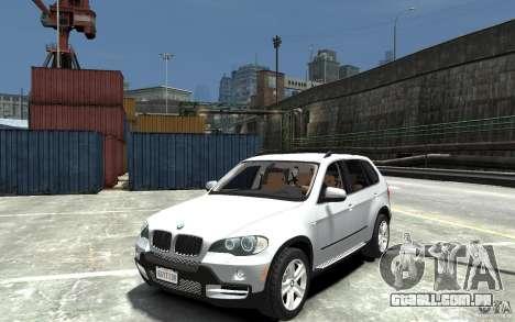 BMW X5 2009 para GTA 4