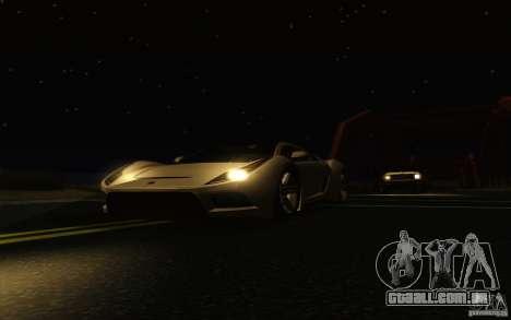 ENBSeries HD para GTA San Andreas décima primeira imagem de tela