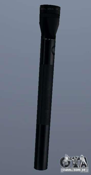 Maglite para GTA San Andreas segunda tela
