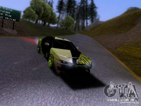 Nissan Silvia S14 Matt Powers v3 para GTA San Andreas