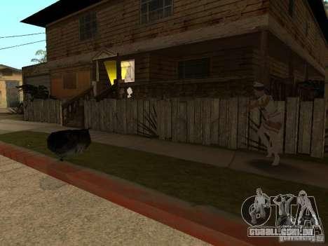 Girlz Medic in Grove para GTA San Andreas terceira tela