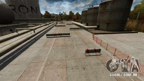 Rally trilha para GTA 4 sexto tela
