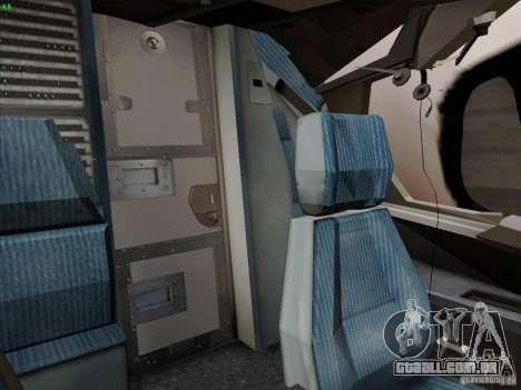 Airbus A350-900 Emirates para o motor de GTA San Andreas