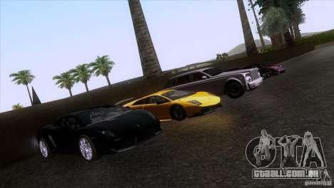 Rolls Royce Phantom Hamann para GTA San Andreas